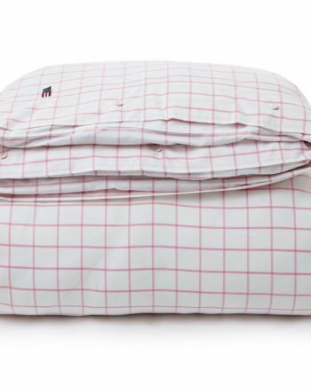 Lexington duvet shaker rosa