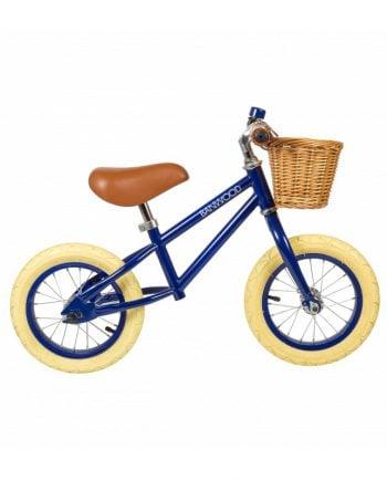 Banwood First go balanscykel blå
