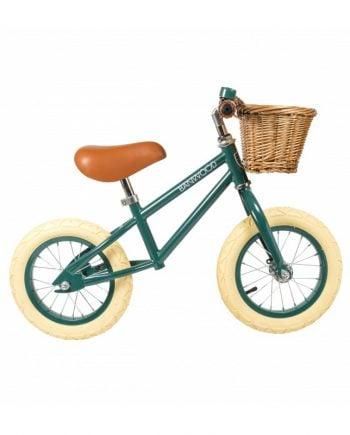 Banwood First go balanscykel grön