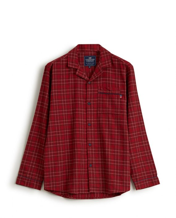 Lexington Unisex Flannel Pajama