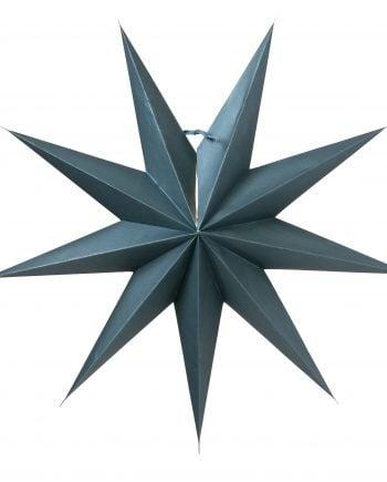 Watt & Veke Julstjärna Boris Petrolium 70cm