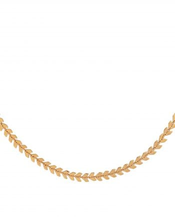 Syster P Halsband Layers Olivia Guld