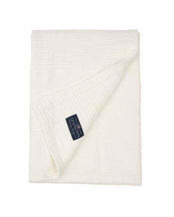 Lexington Quilt Cotton Bedspread White