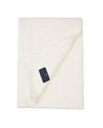 Lexington Quilt Cotton Bedspread White