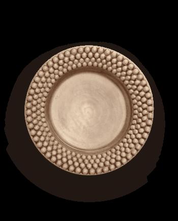 Tallrik 28 cm ur serien Bubbles från Mateus