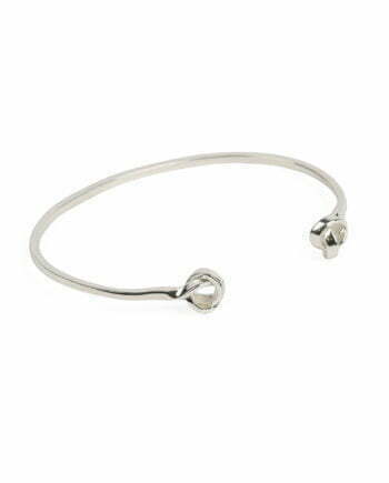 Syster P Armband Tied Silver