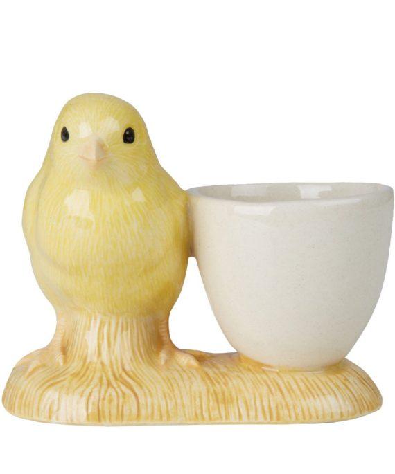Quial äggkopp kyckling