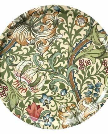 William Morris bricka Golden Lily