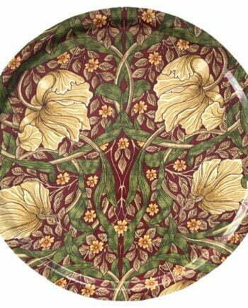 William Morris bricka pimernel