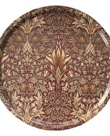 William Morris bricka snakeshead